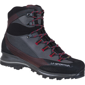 La Sportiva Trango TRK Leather GTX Chaussures Homme, carbon/chili